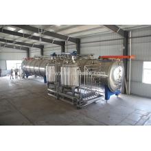 HCY Herbal medicine extract liquid vacuum belt dryer