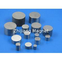 Alnico 5 Cast Alnico Magnet , Alnico 5dg Magnetic Round Bars
