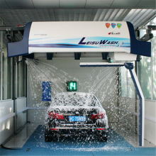 Leisuwash 360 automatic touchless car wash machine