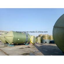 FRP oder GRP Tank für Wasser und Chemische Industrie