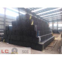 Black Square Steel Pipe