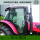 4WD Wheeled Farm Tractor Machinery