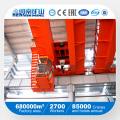 400t Double Beam Bridge Crane with Trolley (QD Model)