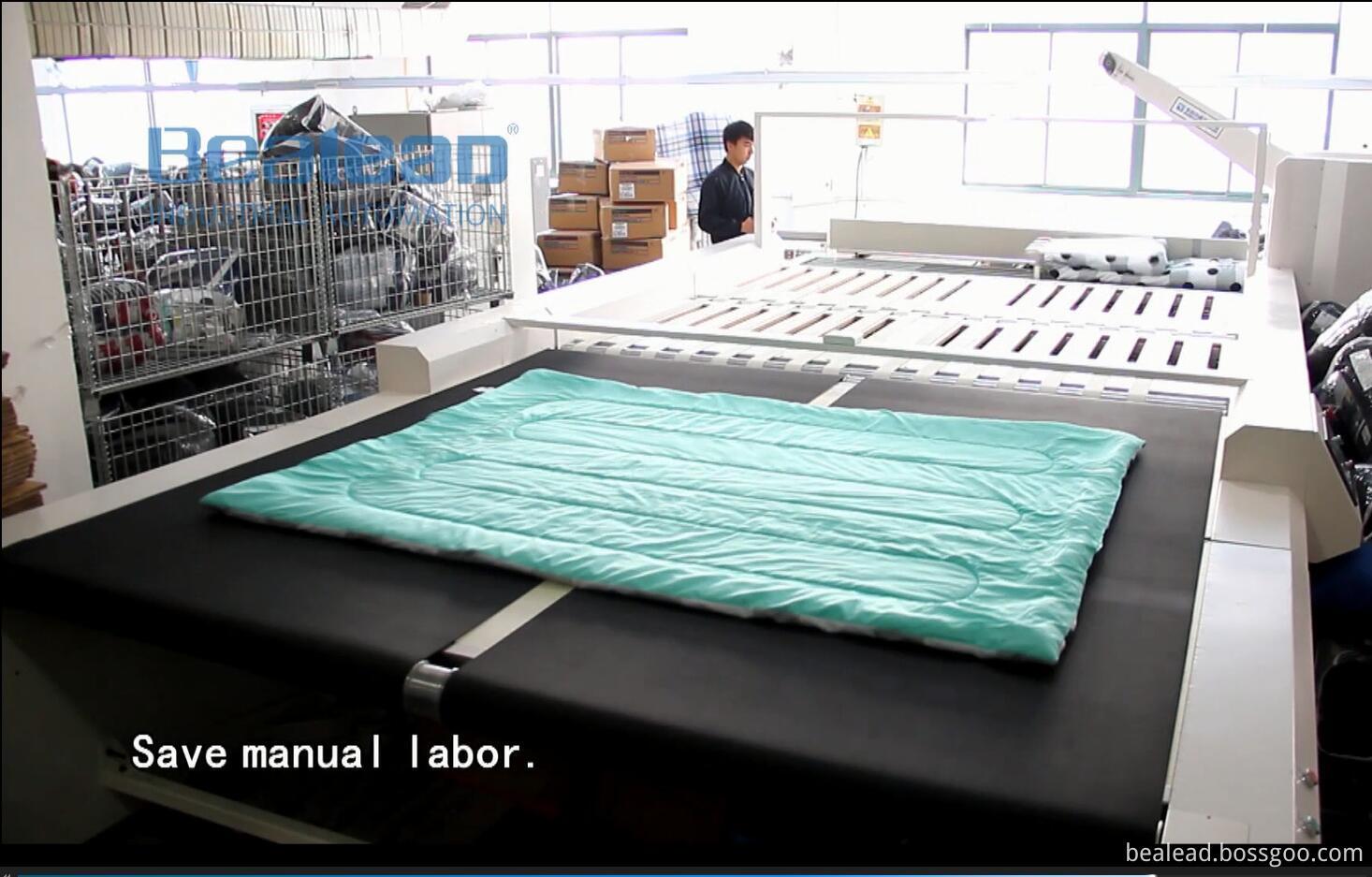 Quilt Folding