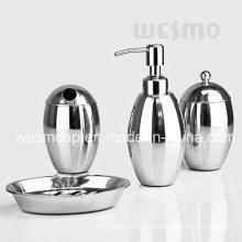 Oliva forma acero inoxidable accesorio de baño (wbs0812a)