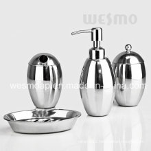Olive Shape Stainless Steel Bath Accessory (WBS0812A)