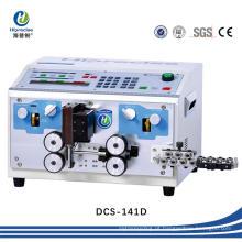Profissional fornecedor cabo de alta precisão de corte de cabo Stripping Machine