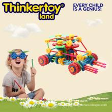 Qualitäts-kundenspezifisches förderndes Spielzeug, Plastikformungs-Spielzeug