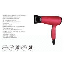 Made in China Professional Hair Drier 2200W with Ionic