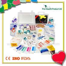 Kit de primeiros socorros médico de grande porte (pH030)