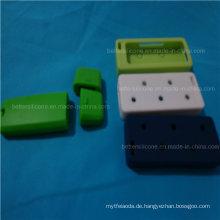 Kundenspezifischer Soem-Gummi-Hörer-Multilevel-Router
