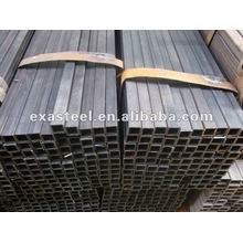 BS Tubo de aço soldado padrão carbono retangular