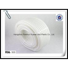 FDA Clear Transparent Food Grade Silicone Braided Hose
