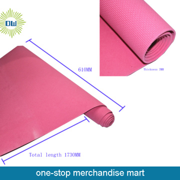 High quality thick yoga mat rolls