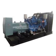 Дизель мощностью от 800 кВА до 3000кВА с двигателем Mtu