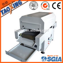 China hot air ir dryer with conveyor