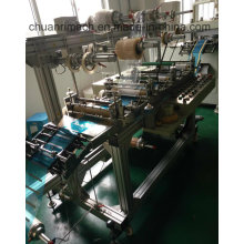 Magnetic Powder Tension Control Multilayer Laminating Machine