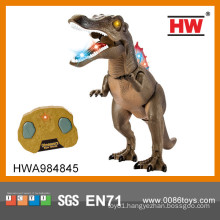 New Item giant dinosaur toy rc dinosaur with light&music remote control dinosaur