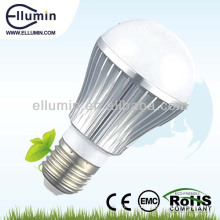 дешевые высокой мощности 5W E27 светодиодные лампы свет