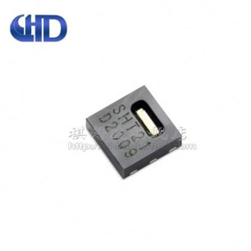 QHDQ3-- DFN6 digital temperature and humidity sensor chip New IC SHT21