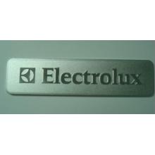 Hard Vacuum Cleaner Nameplate