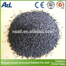lavado ácido carbón activado carbón basado en carbón granular activado para máscara de gas de filtro