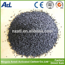 acid wash activated carbon coal-based granular activated carbon for filter gas mask