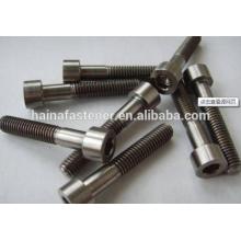 DIN912 hexagon socket round bolts ,machine bolts