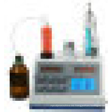 Tituladores potenciométricos de aceite automático (TP668)