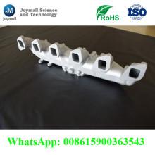 Pieza de automóvil de fundición a presión personalizada de aluminio