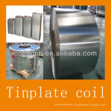 Electrical MR prime tinplate coil for tinplate can production