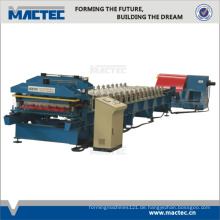 Metalldachplatten Rollformer