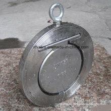 Обратный клапан однодисковой вафли