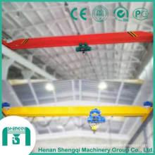 Pendant Control Single Girder Overhead Crane
