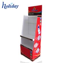 Gancho de metal de calidad superior para rack de visualización de promoción de la tienda
