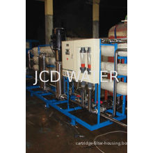 Industrial Wastewater Treatment Equipment , 300 Psi Frp Membrane Housing