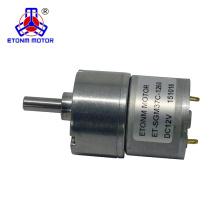 pmdc 6v 9v 12v 24v elektrischer Getriebemotor
