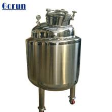 Tanque de emulsión Voccum / tanque de almacenamiento de líquido químico / contenedor