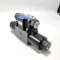 Válvula de controle direcional solenóide hidráulico série TOKIMEC DG4V DG4V-3-2A-M-P7-H-7-52