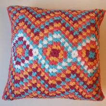 Высококачественный хлопковый квадратный чехол для подушки