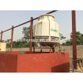 CE ISO usine vente solide déchets en plastique huile pyrolyse machine