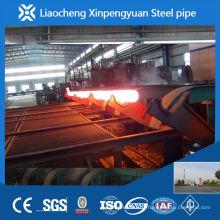 Gros stock 299 * 17mm ASTM A106B tuyau en acier sans soudure