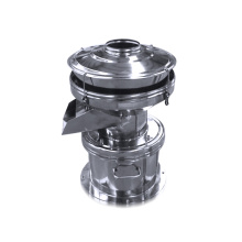 High Efficiency Vibrating Filter Sifter For milk