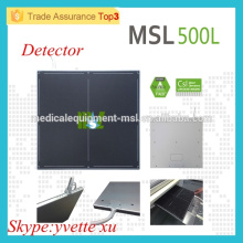 MSL 1500 L 2016 High tech Flat panel X-ray detector Digital Radiography System Dr Digital x-ray detector price
