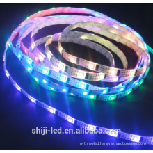 ws2801 32leds/m SMD5050 DC5V RGB addressable LED STRIP