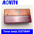 Terex OEM fabricante de fornecimento dir / stop / lâmpada de cauda 15273644