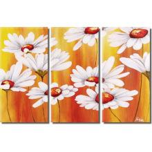 Peinture à l'huile décorative de conception de mode