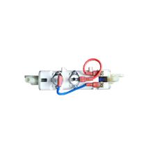 Electrical water heating element for solar heating system