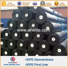 Matériaux d'imperméabilisation LLDPE PVC LDPE EVA HDPE Geomembrane Liners