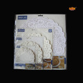 Various Size New Pattern Printing Paper Doilies